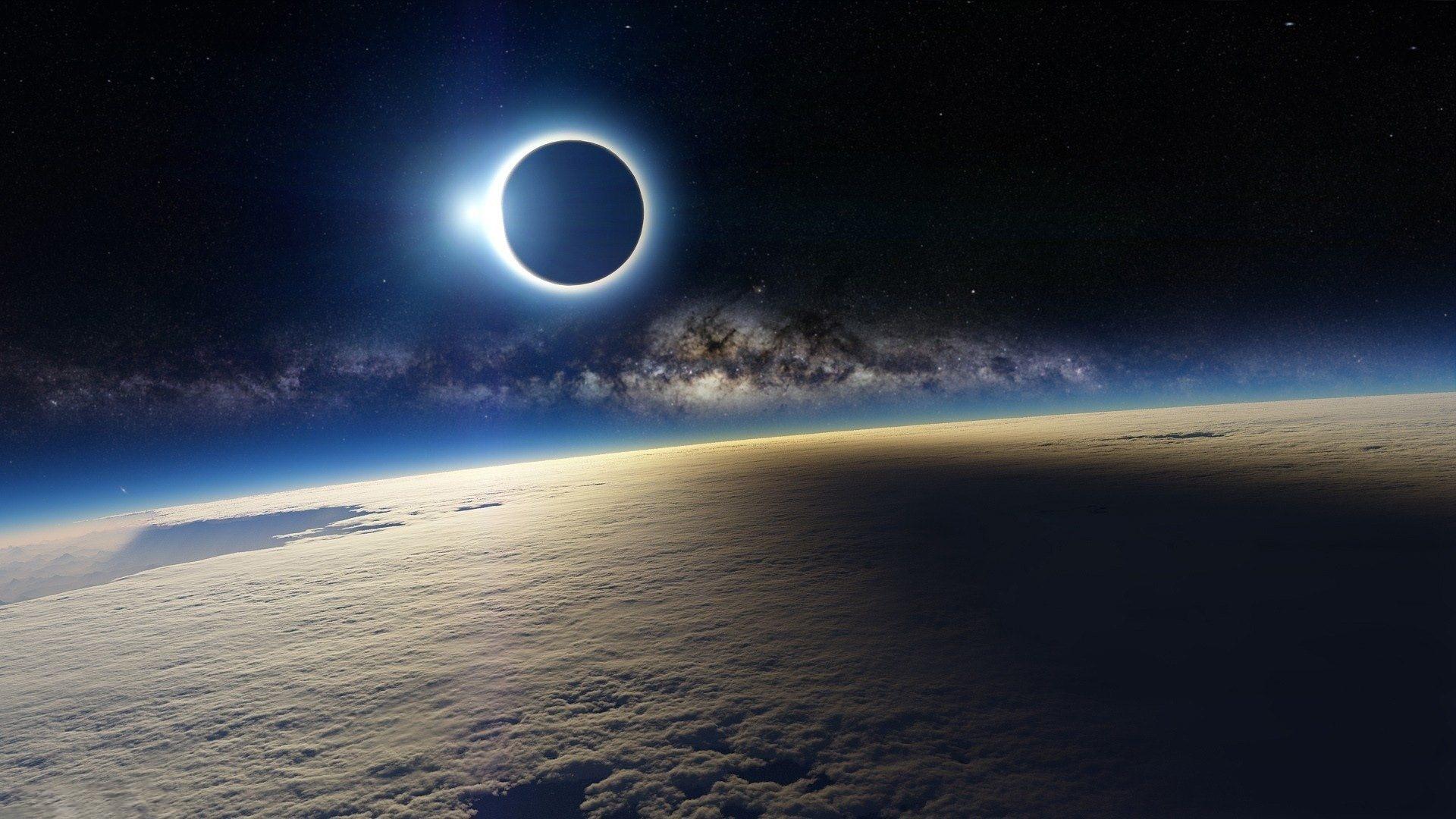 earth and moon wallpaper hd 33271