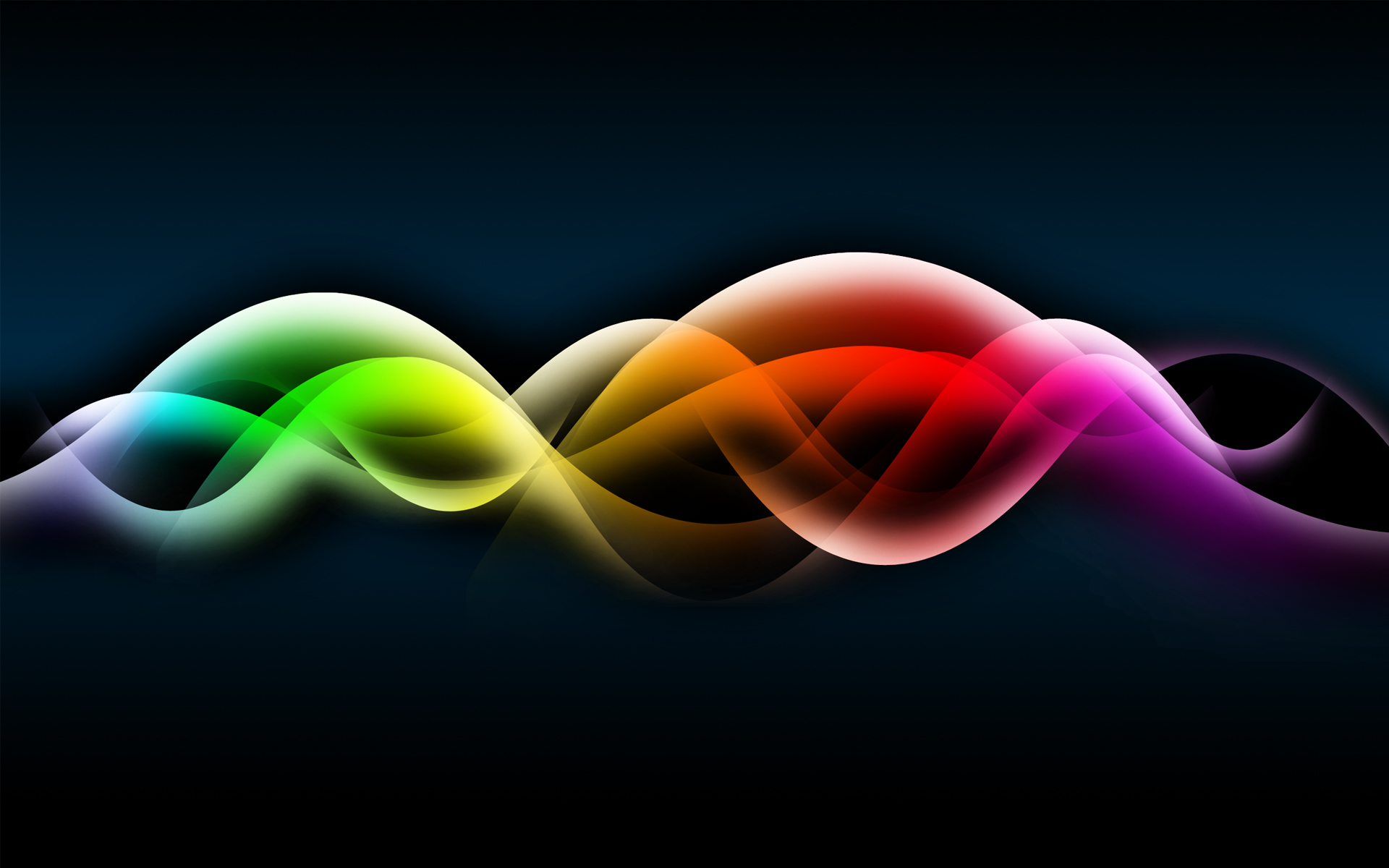 free abstract waves wallpaper 36339