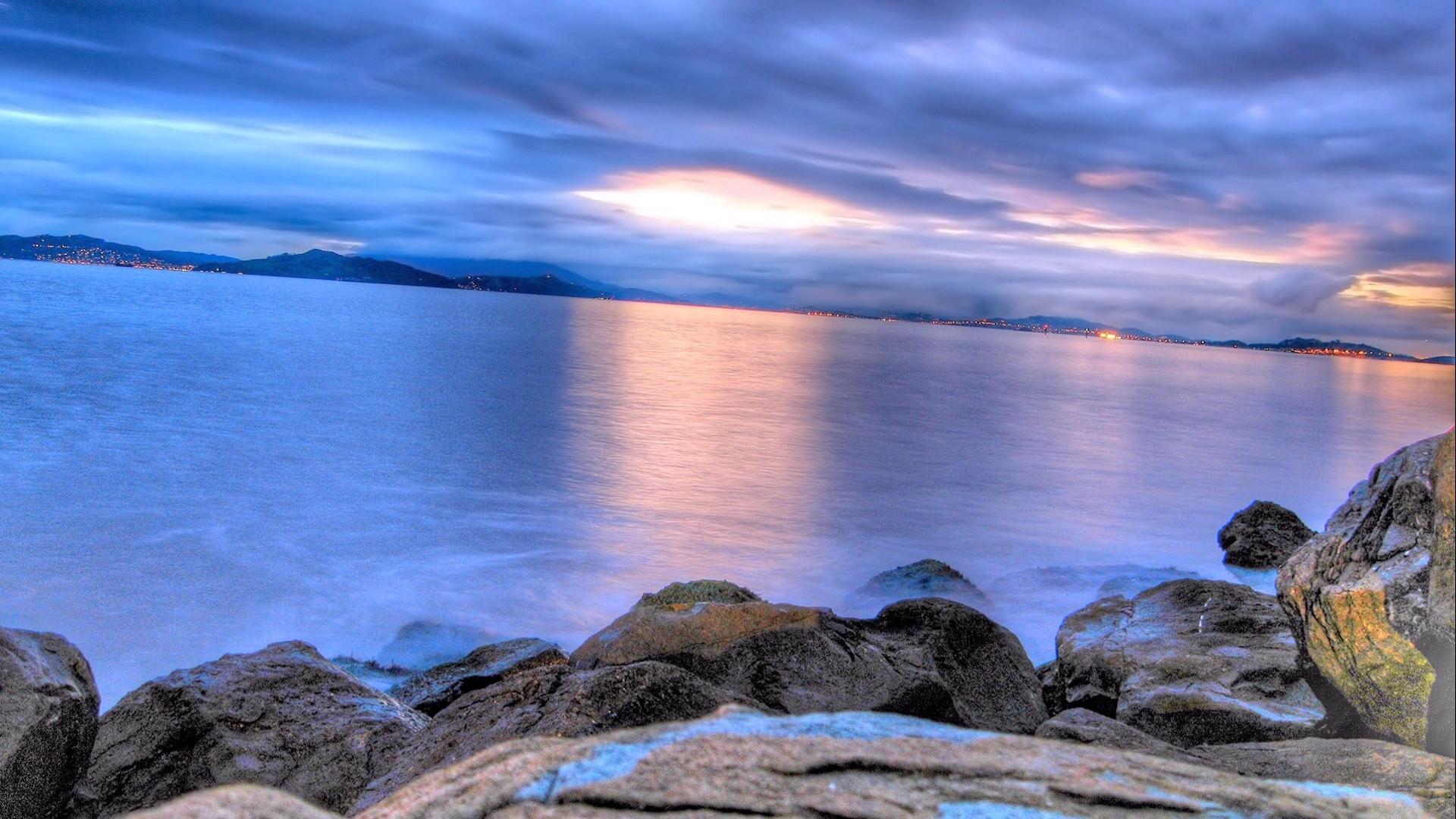 free ocean landscape wallpaper 32303