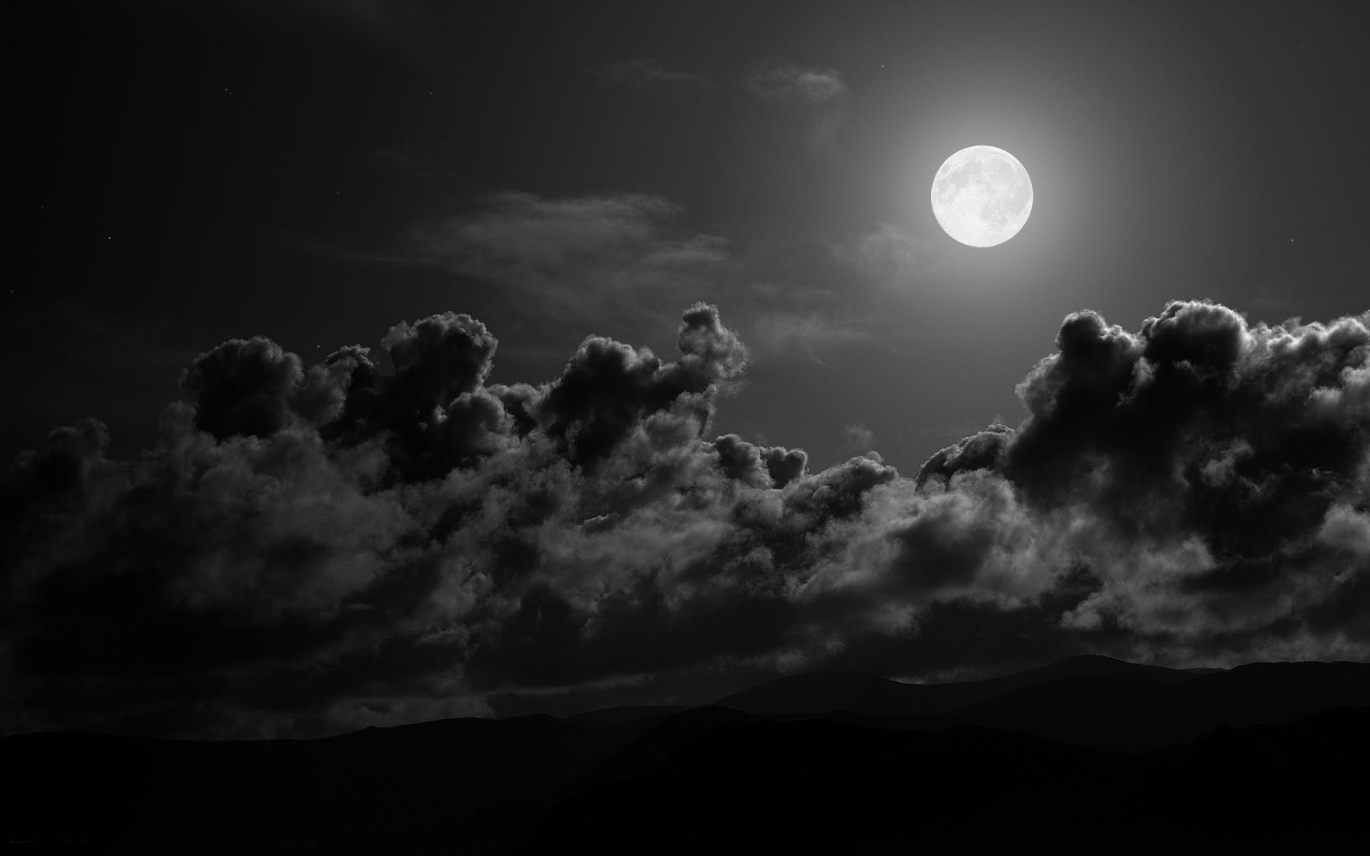 full moon wallpaper 4440
