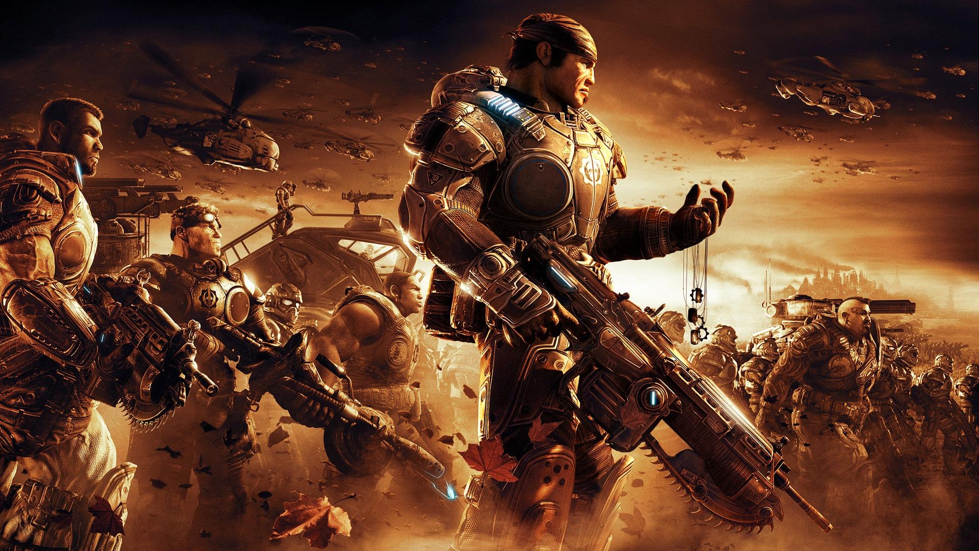 gears of war 3 wallpaper 35046