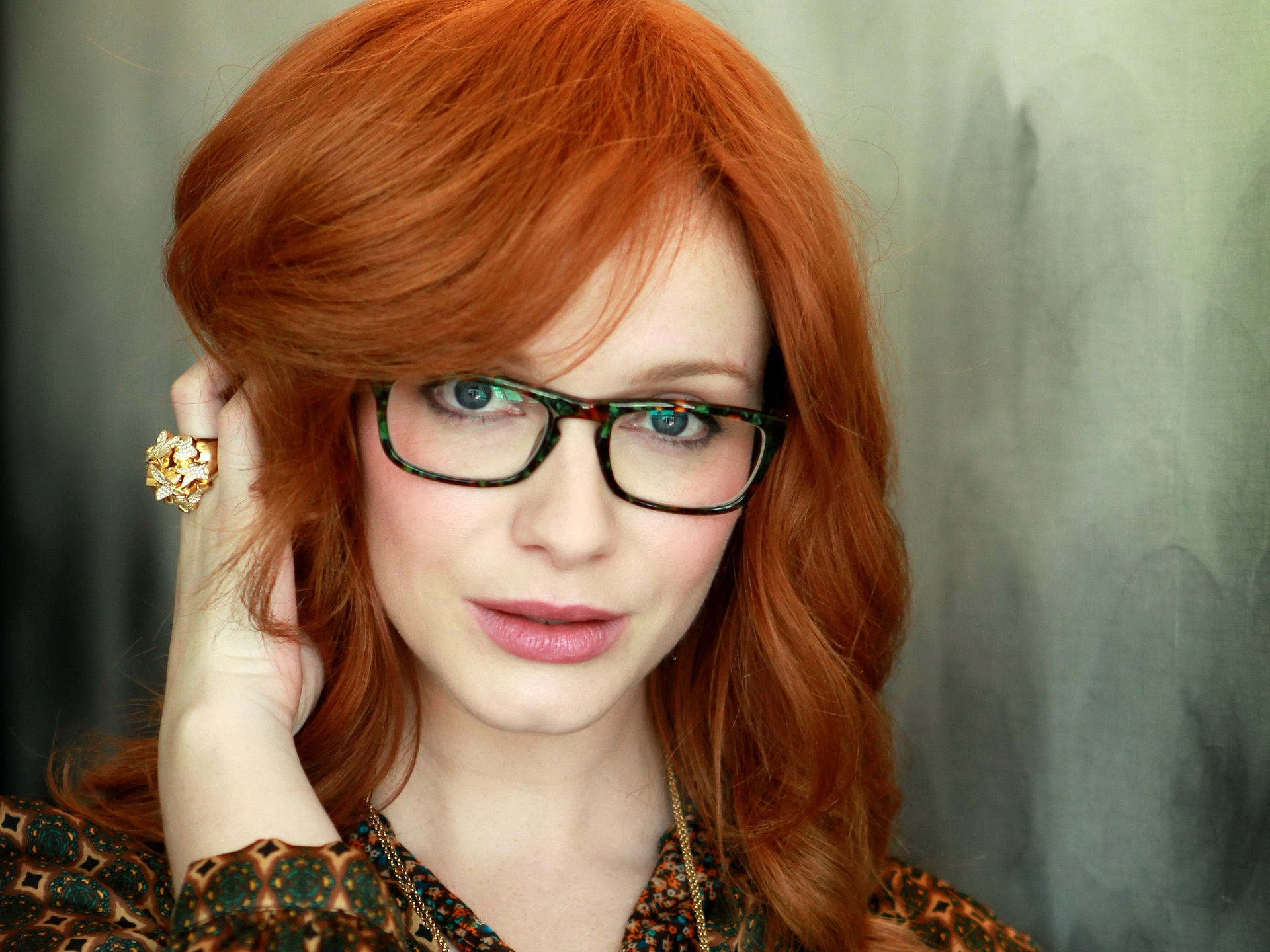 gorgeous christina hendricks 38620