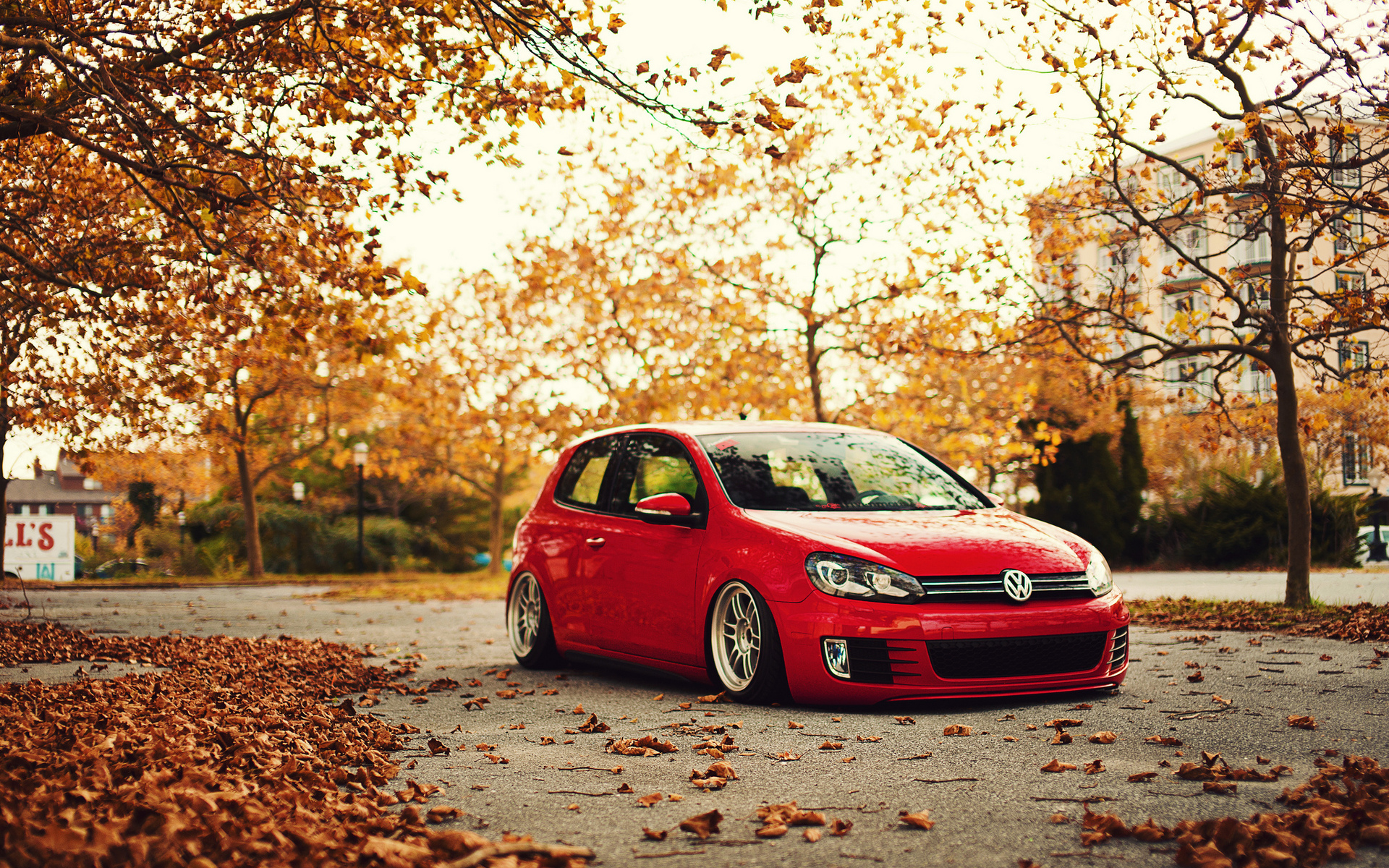 gorgeous volkswagen gti wallpaper 42978