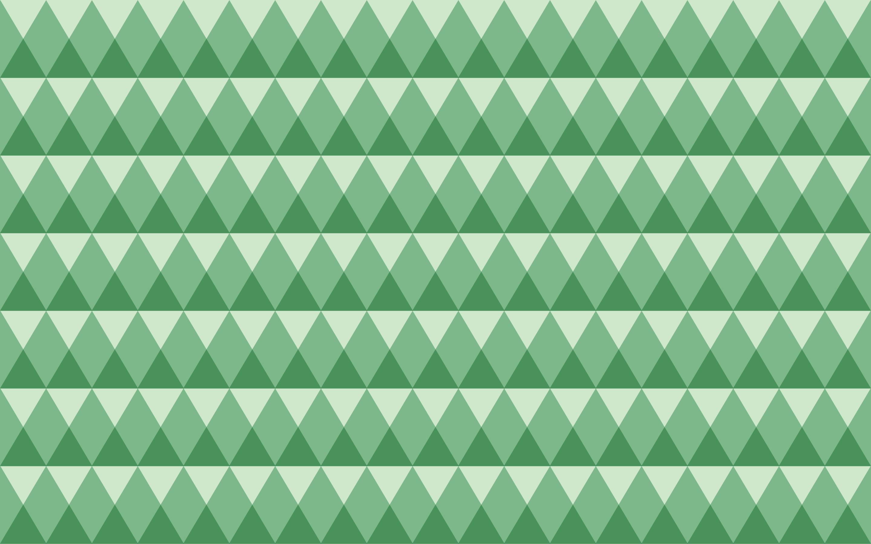 green geometric wallpaper 44020