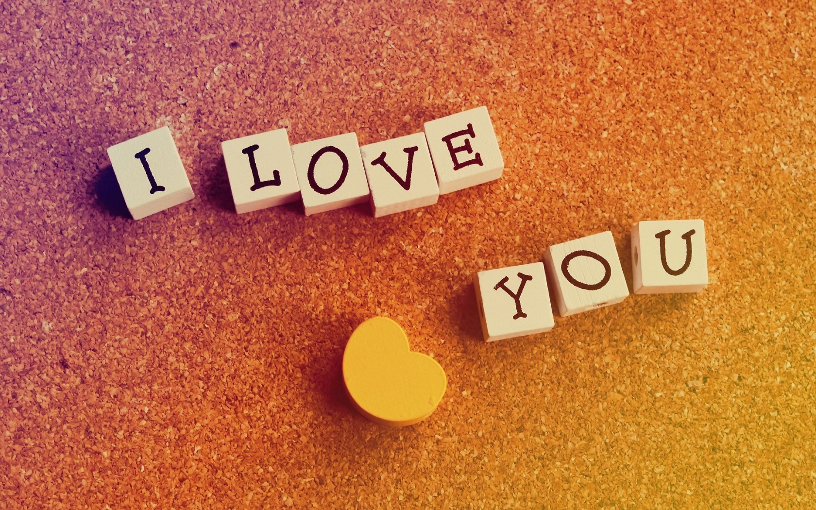 I Love You Wallpaper 15459 1680x1050 px ~ HDWallSource.com