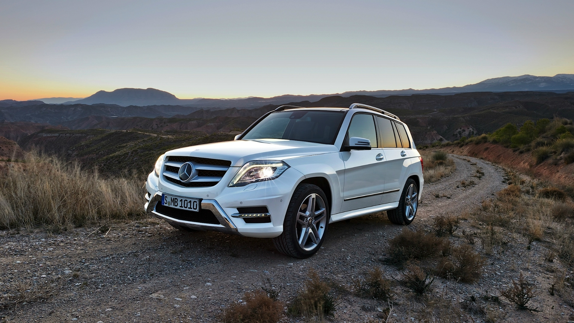 mercedes benz glk wallpaper 44601