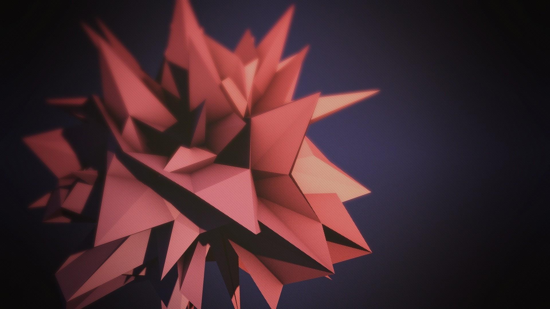 Polygons 31609 1920x1080 Px Hdwallsource Com