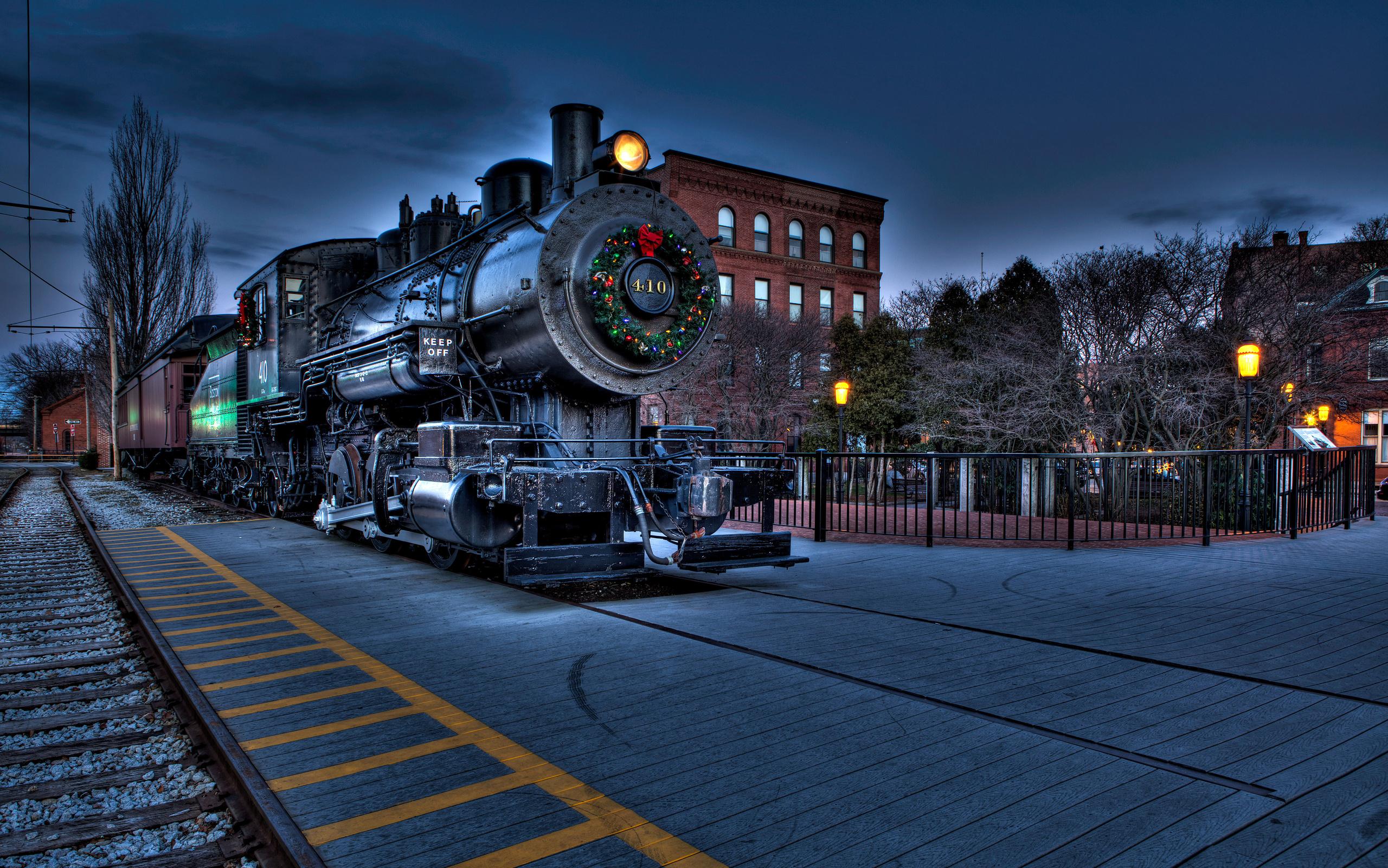 pretty locomotive wallpaper 40754