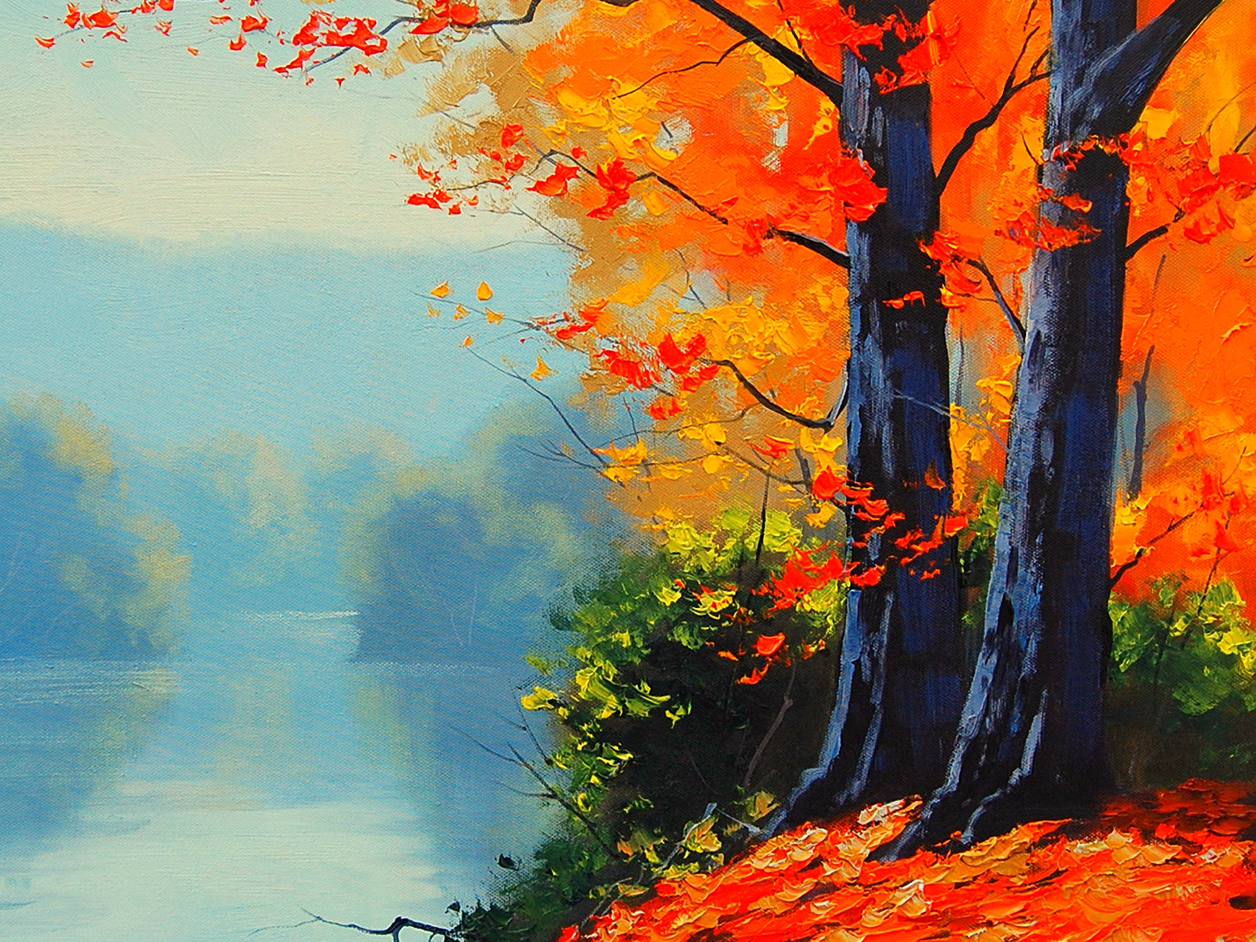 Pretty painting wallpaper 42469 2560x1920 px for Pretty wallpaper for walls