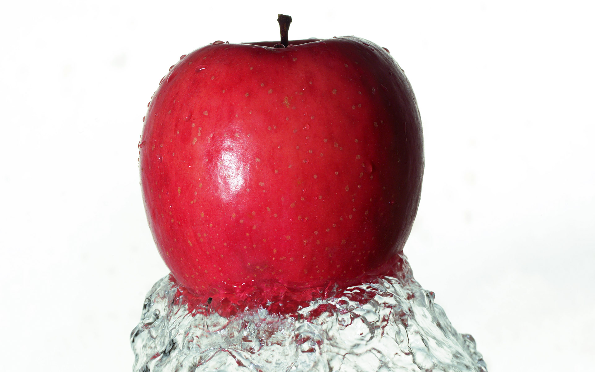 red apple wallpaper 34695