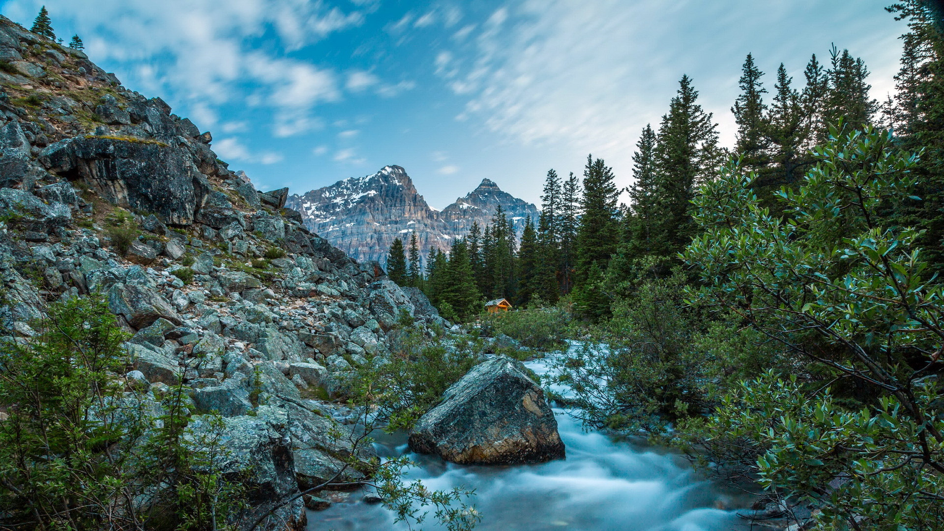 Rocky Mountains 27888 1920x1080 px