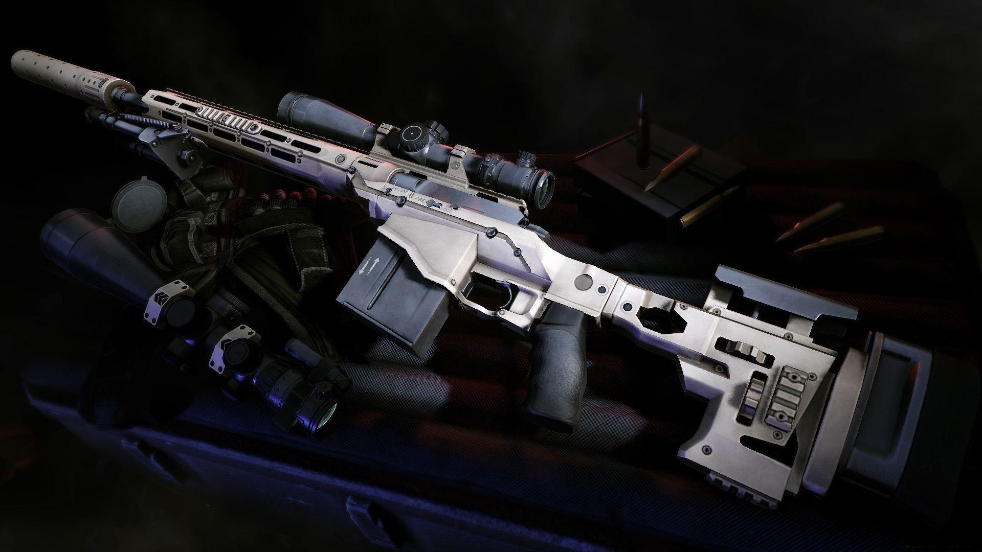 Sniper Rifle Wallpaper 44088 1920x1080 px HDWallSourcecom