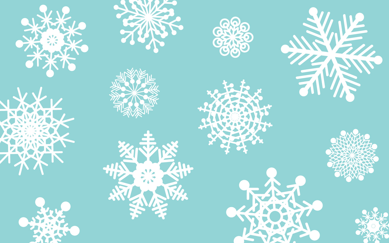 snowflake background 18284 1440x900 px hdwallsource com