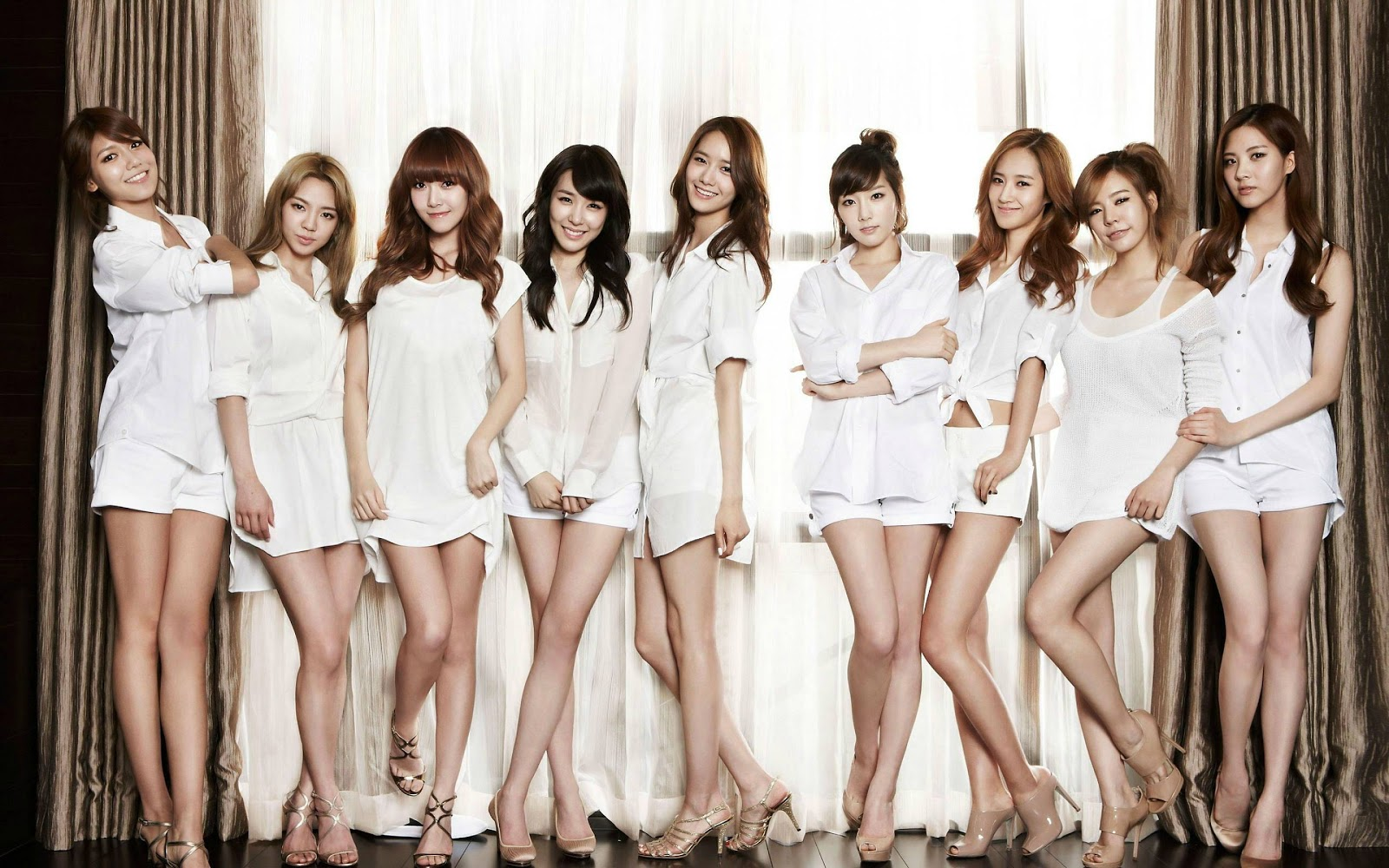 snsd computer wallpaper 11097
