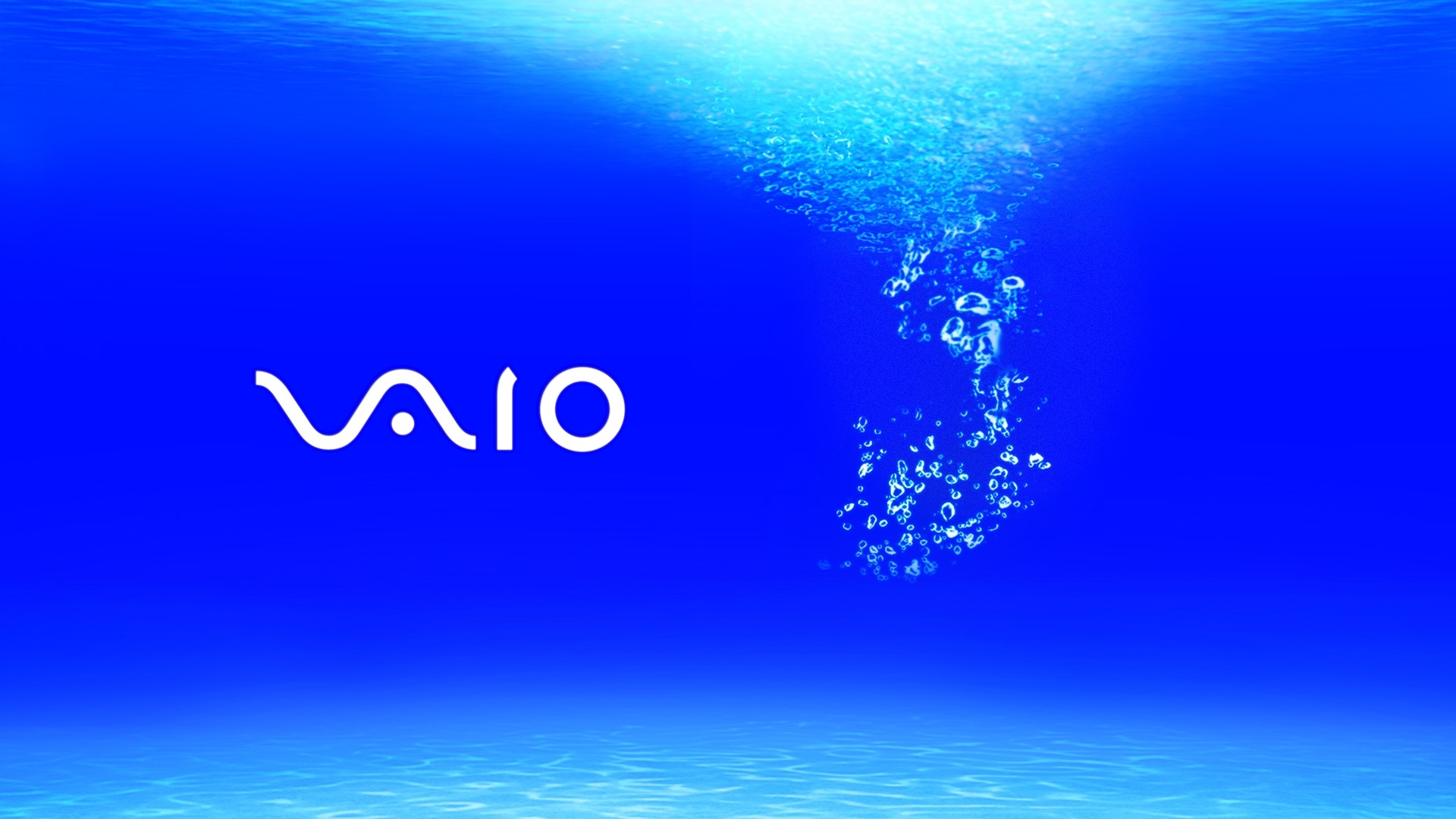 Sony Vaio Wallpaper 23304 on we love logos