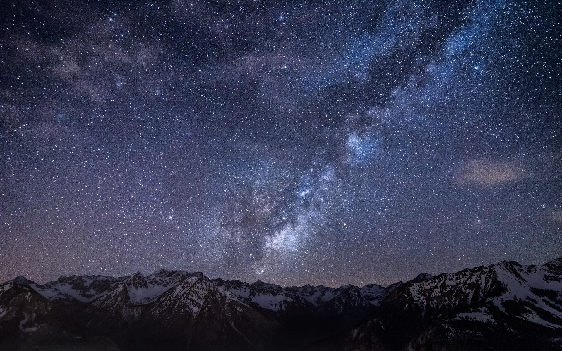 starry sky 27483