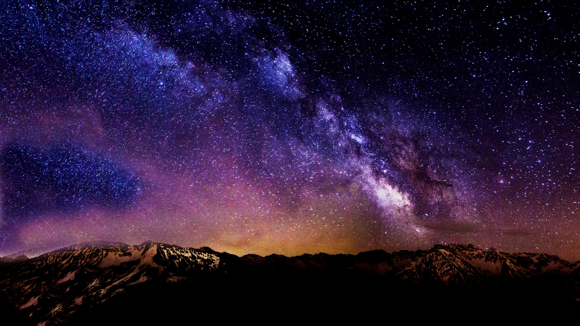 space galaxy live wallpaper download