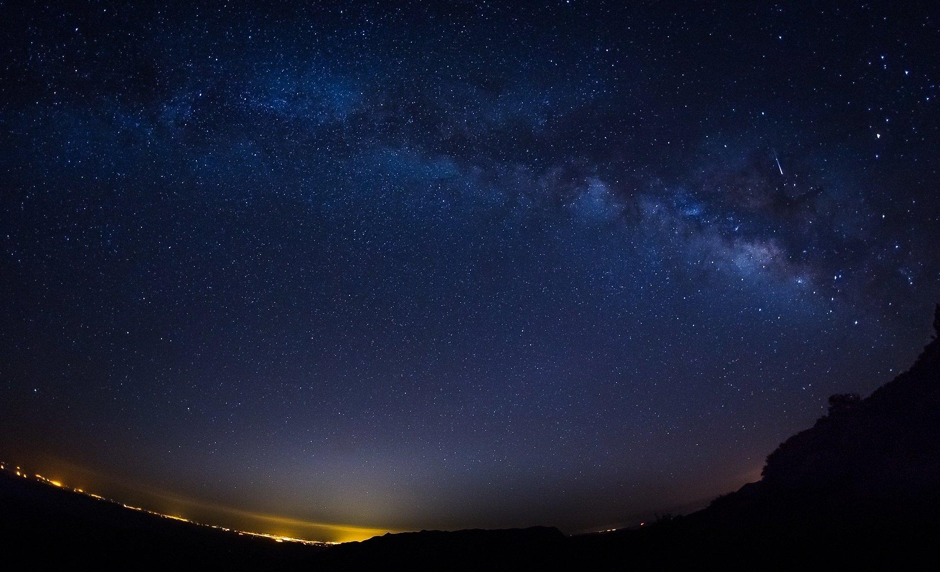 starry sky wallpaper 27475