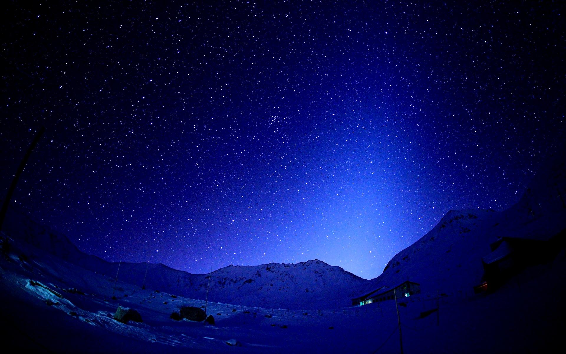 starry sky wallpaper 27482