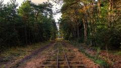 Abandoned Railroad Wallpaper 38703