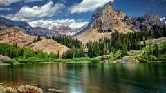 Amazing Mountainside Wallpaper 39272