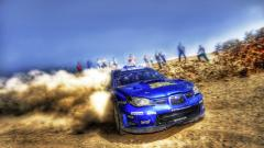 Amazing Rally Car Wallpaper 33289