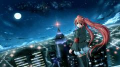 Anime City Wallpaper 42577