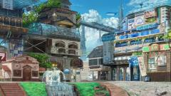 Anime City Wallpaper 42582