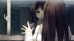 Anime Rain Wallpaper 42574