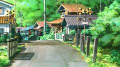 Anime Scenery Wallpaper 42589