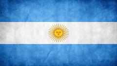 Argentina Flag 24078