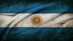 Argentina Flag Wallpaper 24074