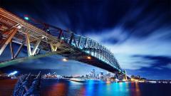 Australia Bridge 23896