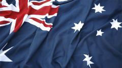 Australia Flag 23899