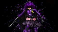 Awesome Hit Girl Wallpaper 29444