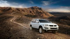 Awesome Volkswagen Touareg Wallpaper 42963