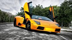 Awesome Yellow Lamborghini Wallpaper 35092