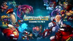 Awesomenauts PS4 Wallpaper 44783