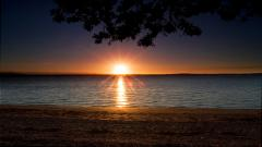 Beach Sunset 28818