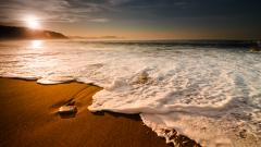Beach Sunset Wallpaper 28811