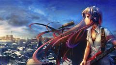 Beautiful Anime Music Wallpaper 42551