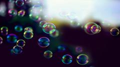 Beautiful Bubbles Wallpaper 42536