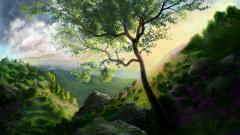 Beautiful Painting Wallpaper 42475