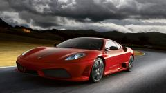 Beautiful Red Ferrari 36331