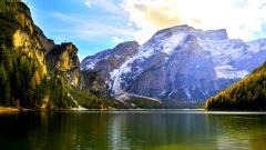 Beautiful Rocky Mountains 27883