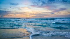 Beautiful Sea Foam Wallpaper 39428