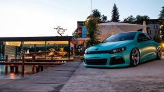 Beautiful Volkswagen Scirocco Wallpaper 42991