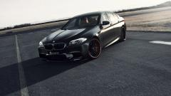 Black BMW m5 Wallpaper 43985