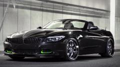 Black BMW z4 Wallpaper HD 43409