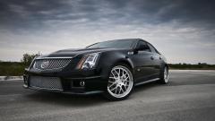 Black Cadillac Wallpaper HD 44595